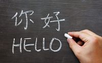 hello to chinese